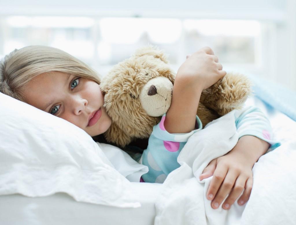 Rhinopharyngites et angines de l'enfant